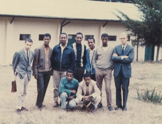 Calss of 1967. Current Affairs Club.