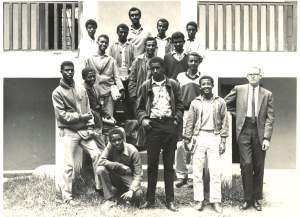 Class of 1967. 10th Grade English Class